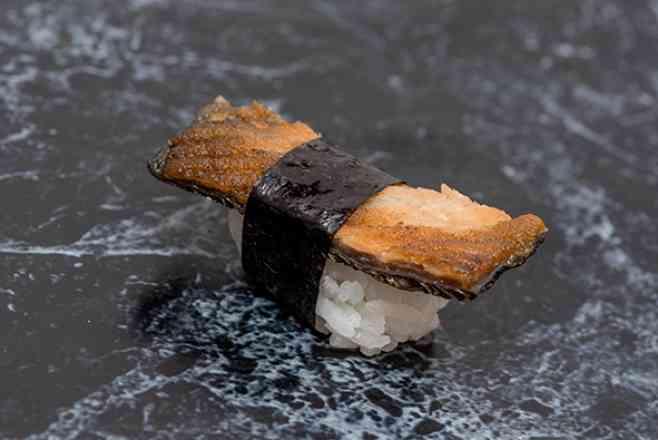 Sushi de Salmão Skin