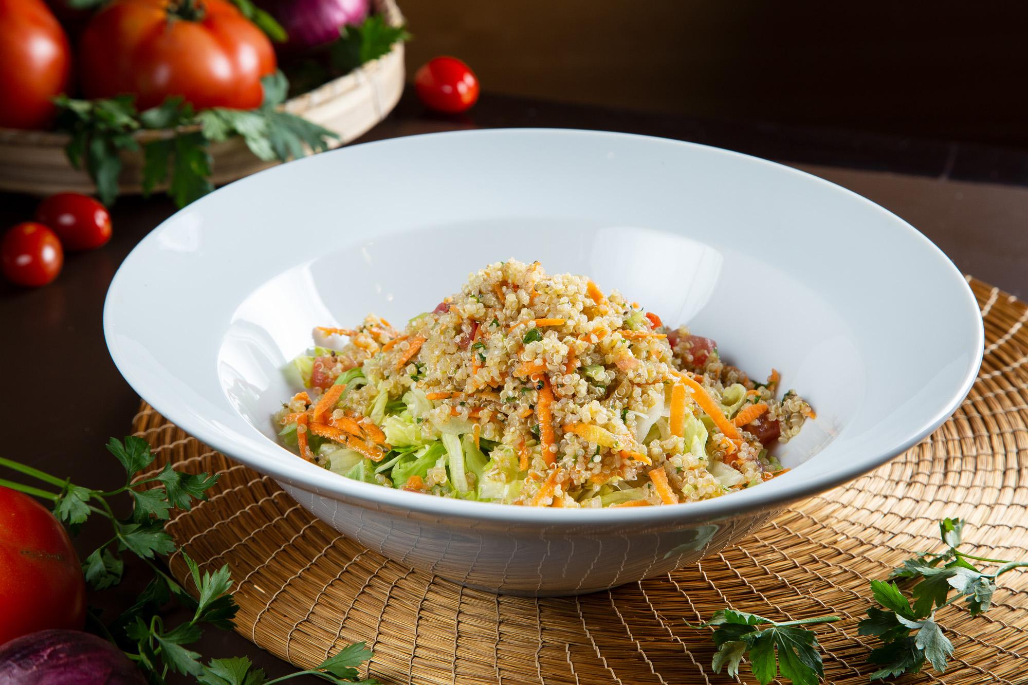 Salada Kansas
